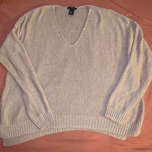 Blush beautiful and confortable sweater
